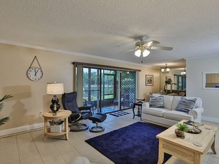 Cozy Comfort Convenient to Lovely Downtown St. Pete, Tampa,  and Beaches