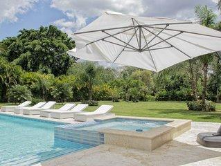 Luxury villa at casa de campo