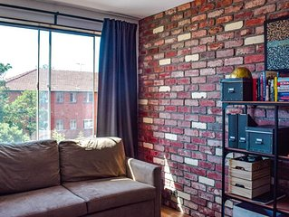 Stylish Modern Apartment Located In Marrickville