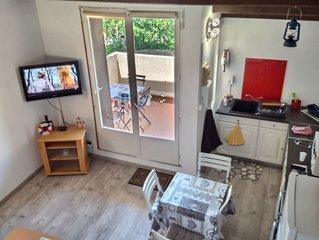 Appartement 6 personnes dans une résidence Réf 2905