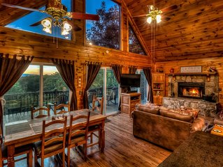 My Mountain Lookout- Screened Porch | Incredible Views | Pool Table