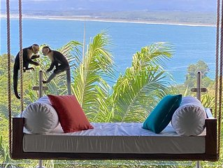 Tulemar Resort - Salty Breeze - Premium Ocean View 2 Bedroom Villa