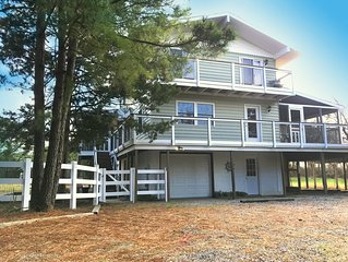 Relaxing, Dog Friendly, Beach Home near Lewes and Rehobeth