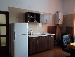 Private Central Sibiu's New Apartment