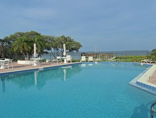 Fort DeSoto Beach - Modern One Bedroom at the Holiday Island Complex