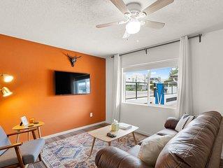 Modern 1 Bedroom near Airport | Bluu Door | Jackrabbit