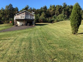 Blue Mountain Vacation Home - 30 acres of ground, just minutes from Ski Resort