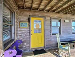 BEACH HAPPY Large Beach House Perfect for Family Getaways (Ocean & Sound View)