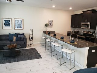 NEW! Private 4/3 Pool Town Home at Storey Lake Resort near Disney Theme Parks
