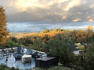 Top Views 2Bdr-1300sqft Private Suite in Surrey