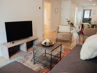 ❤️Clean Spacious Private 2 Bdrm MONTHLY DISCOUNTS! ❤️