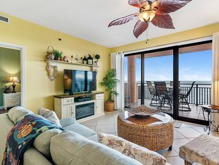 1104W - Just Added!  Book Now!  Breathtaking Views