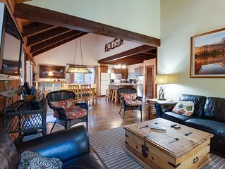 Basecamp for Endless Adventure, Perfect Black Butte Location - Owner Managed!