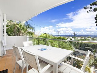 This Spacious 3-Bedroom Apartment Is A Great Base To Explore Everything Noosa