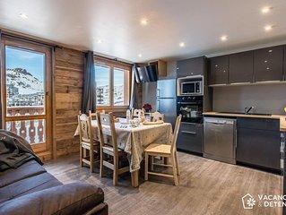 Val Claret 301, Magnifique et Spacieux Appartement, Prestations de Standing