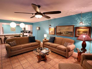 Key West Gem - Large, Bright 2 BR Condo on Ocean w/ Olympic-size Pool