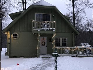 Comfy Cottage In Garland Resort **Great Location Anytime Of The Year**