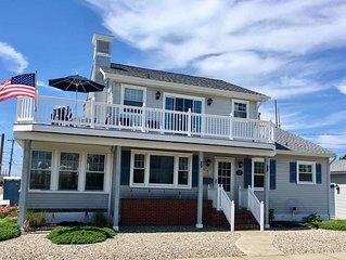 Leg-A-Sea Beach Home with Ocean View
