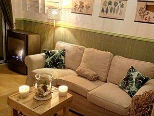 Magnifique appartement 2 chambres, excellente situation.