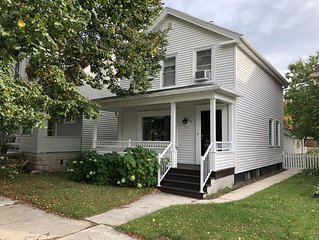 Spacious & Peaceful Home in the heart of Sheboygan