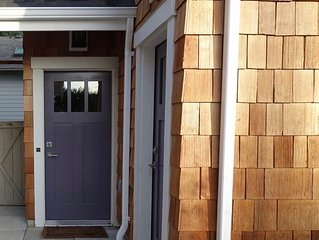 Brand new suite 10 foot ceilings, bright and centrally located