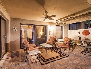 *SANITIZED*MONTHLY SAVINGS Greenbelt Escape 3 BR Home/ 8 PPL/ COM Pool/ Jacuzzi/