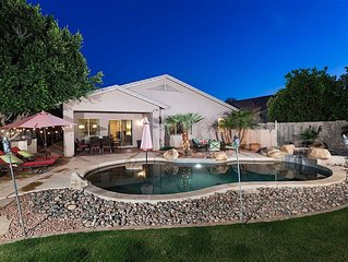 3 Bedroom Home in Peoria with heated pool and spa!!