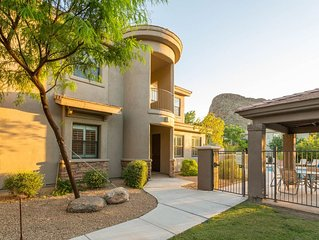 *SANITIZED* Casa de Verona 2 BR Condo/ COM Pool/ Jacuzzi/ Scottsdale