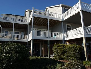 3 Gulls & A Buoy - Second Row Townhome with stunning Ocean views!