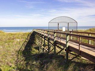 Direct Oceanfront Condo ~ Heated Pool ~ Sugar Sand Beach