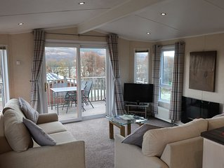 Escape Range Coll 2 Bedroom Self Catering Lodge