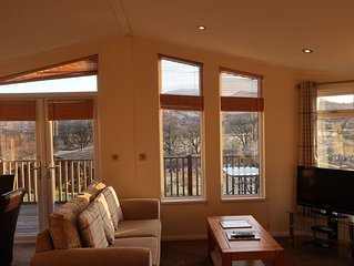 Escape Range Colonsay 2 Bedroom Self Catering Lodge