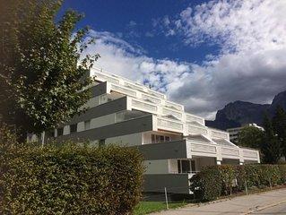 Ferienwohnung Engelberg fur 5 - 7 Personen mit 2 Schlafzimmern - Ferienwohnung