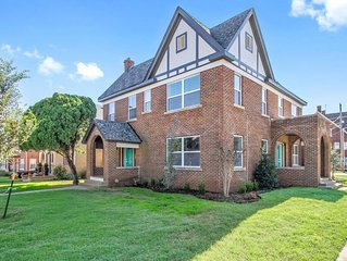 Howes Capitol–3 in 1-near OU Med, Bricktown, Arena