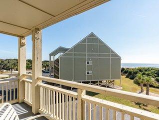 Mimi's Place: 3 BR / 2 BA condo in Caswell Beach, Sleeps 7