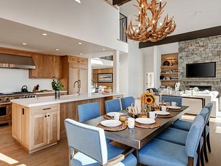 Abode | Gorgeous New Teton Pines Remodel | All Season Adventures at Abode at Asp
