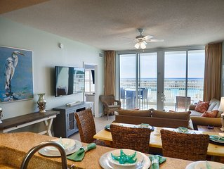 Waters Edge Unit 109 ~ Ground Floor and Beach Front ~ Steps to pool and Sand!