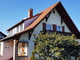 NEUES  freistehendes  ' Ferienhaus  Jutta am Bodensee'
