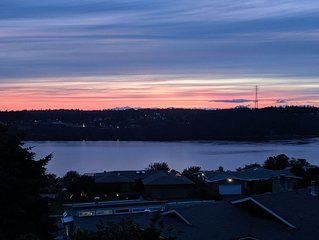 Tacoma Narrows View Home