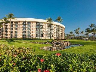Bay Club at Waikoloa Beach- 2 bedroom villa on the Big Island