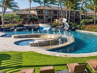 Hilton Kohala Suites- 2 bedroom on the sunny Kohala Coast!