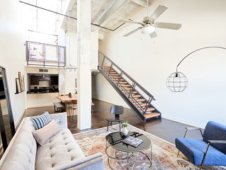 Sonder | Constance Lofts | Bright 2BR + Gym