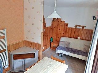Charment studio en plein cœur de La Bresse