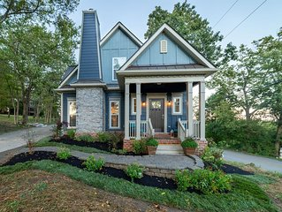 Brand New Cottage, 1 mile from Keeneland