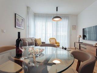 Stuning new apartment in the heart of Tel Aviv