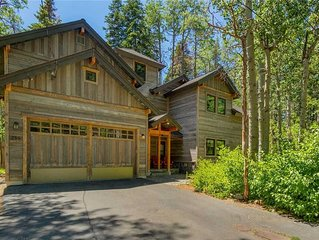 Aspen Paradise: 4 BR / 2.5 BA four bedrooms in Homewood, Sleeps 8