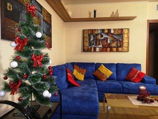 Accogliente appartamento per 3 ospiti fra le citta di Pesaro ed Urbino