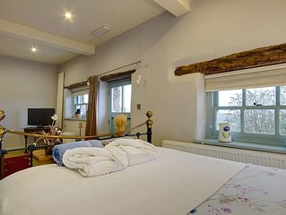 Byre, Stunning Studio For 2, situated in the LDNP, west Cumbria