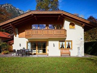 Ferienhaus 'Villa   Alpenmelodie'