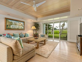 Elegant 2BR, Private Lanai w/ views of Kohala Mountains